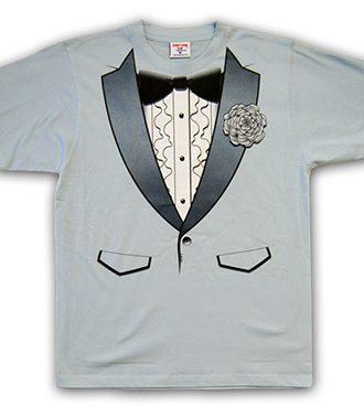 70´s Tuxedo T-Shirt