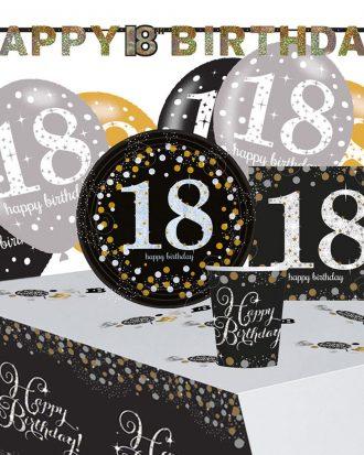 18-års Kalas Sparkling Celebration Kit