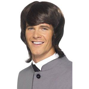 1960-tals Mods peruk - lång