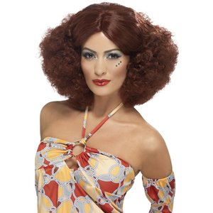 1970-tals Afro peruk