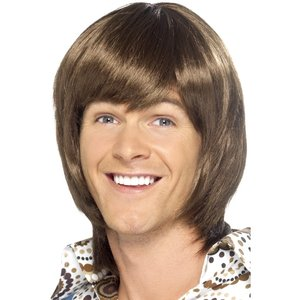 1970-tals Hjärtekrossare peruk