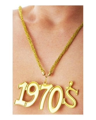 1970s Halsband