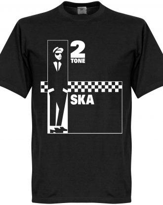 2 Tone Ska T-shirt Culture 2 Tone Ska Svart XS