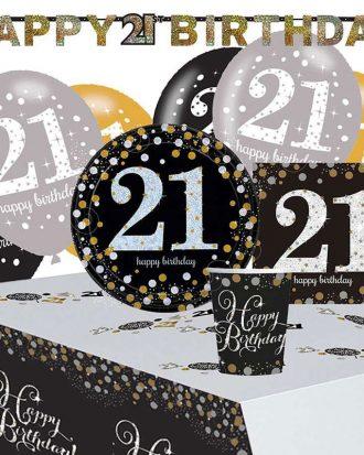 21-års Kalas Sparkling Celebration Kit
