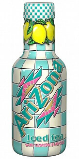 Arizona Iced Tea with Lemon 500ml PET