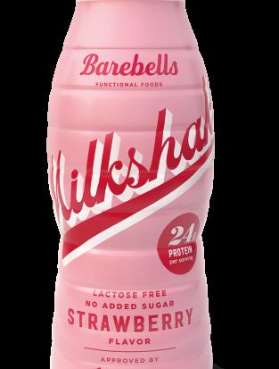 Barebells Protein Shake Strawberry 330ml