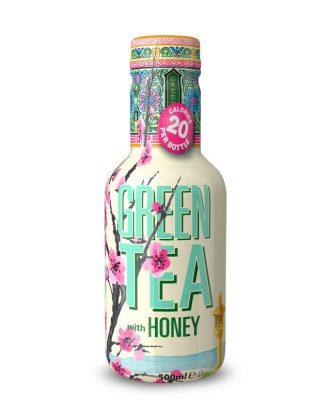 Arizona Green Tea Honey LOW 500ml PET