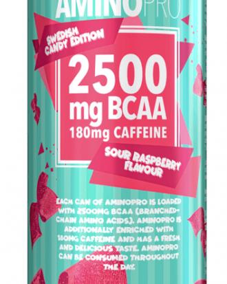 Amino Pro Candy Edition - Sour Straps 330ml