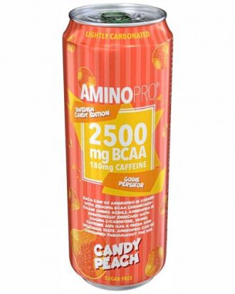 Amino Pro Candy Edition - Candy Peach 330ml