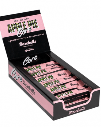 Barebells Core Apple Pie Protein Bar 40g x 14st