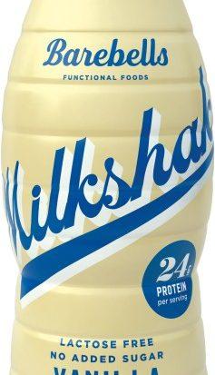 Barebells Milkshake Vanilla 330ml