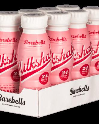 Barebells Shake Strawberry 330ml x 8st