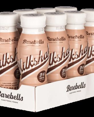 Barebells Shake Chocolate 330ml x 8st