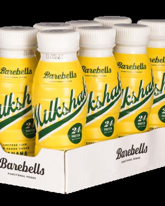 Barebells Shake Banana 330ml x 8st