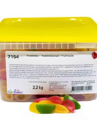 Aroma Fruktbåtar 2.2kg