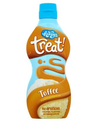 Askeys Treat Toffee Sauce 325g