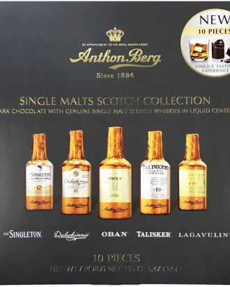 Anthon Berg Chocolate Liqueur Single Malt 155g