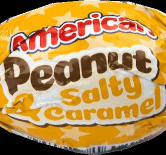 American Peanut & Salty Caramel 3kg