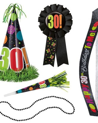30-års Party Kit