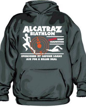 Alcatraz Biathlon Hoodie