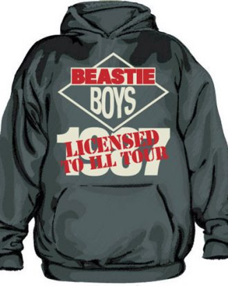 Beastie Boys - Licensed To Ill Tour Hoodie