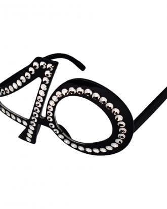 40-års Glasögon