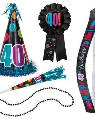 40-års Party Kit