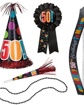 50-års Party Kit