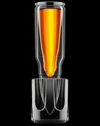 50 Kaliber Shotglas