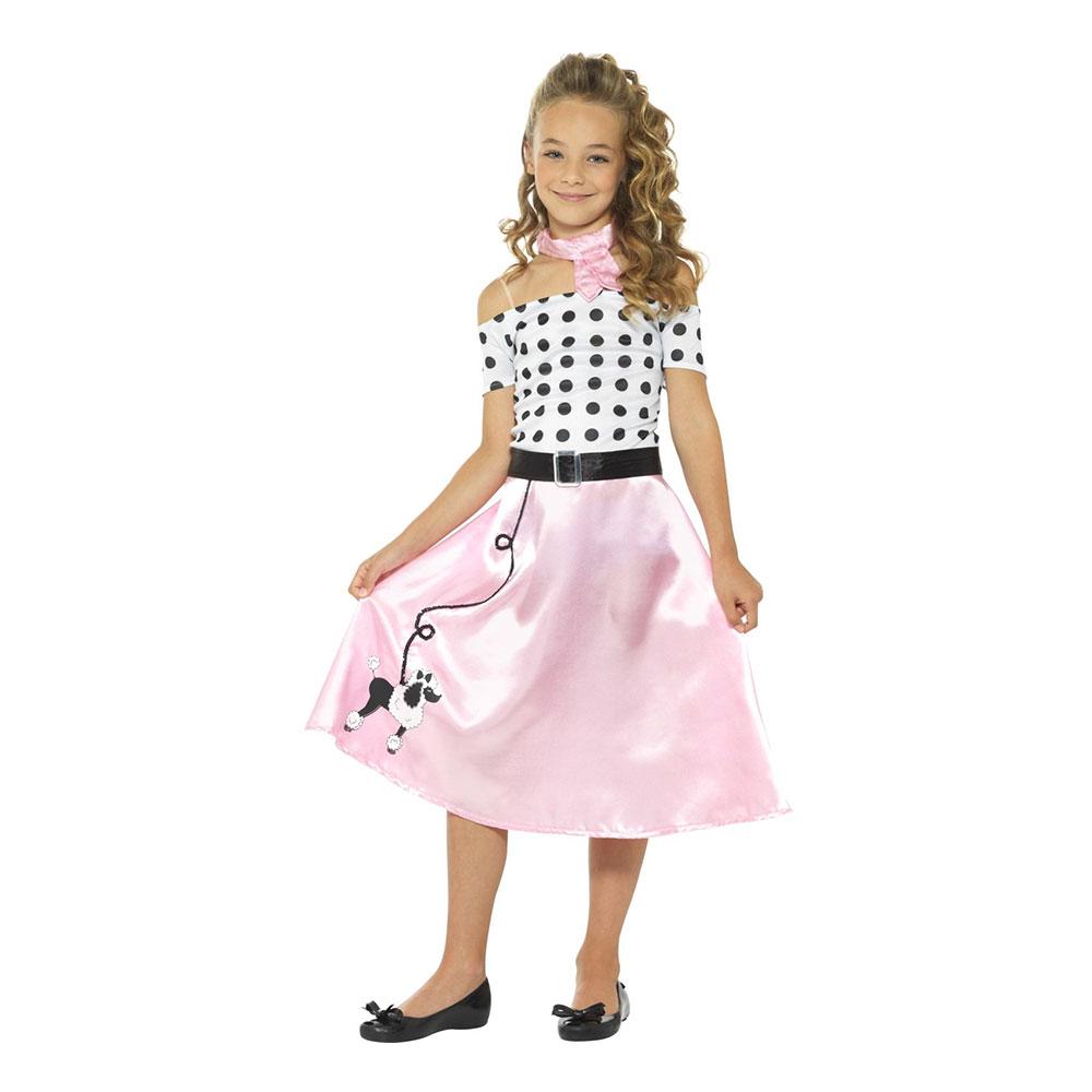 70 tals klänning barn