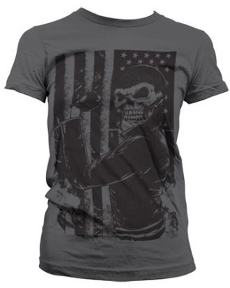 American Badass Girly Tee