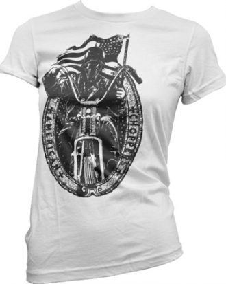 American Chopper Girly T-Shirt