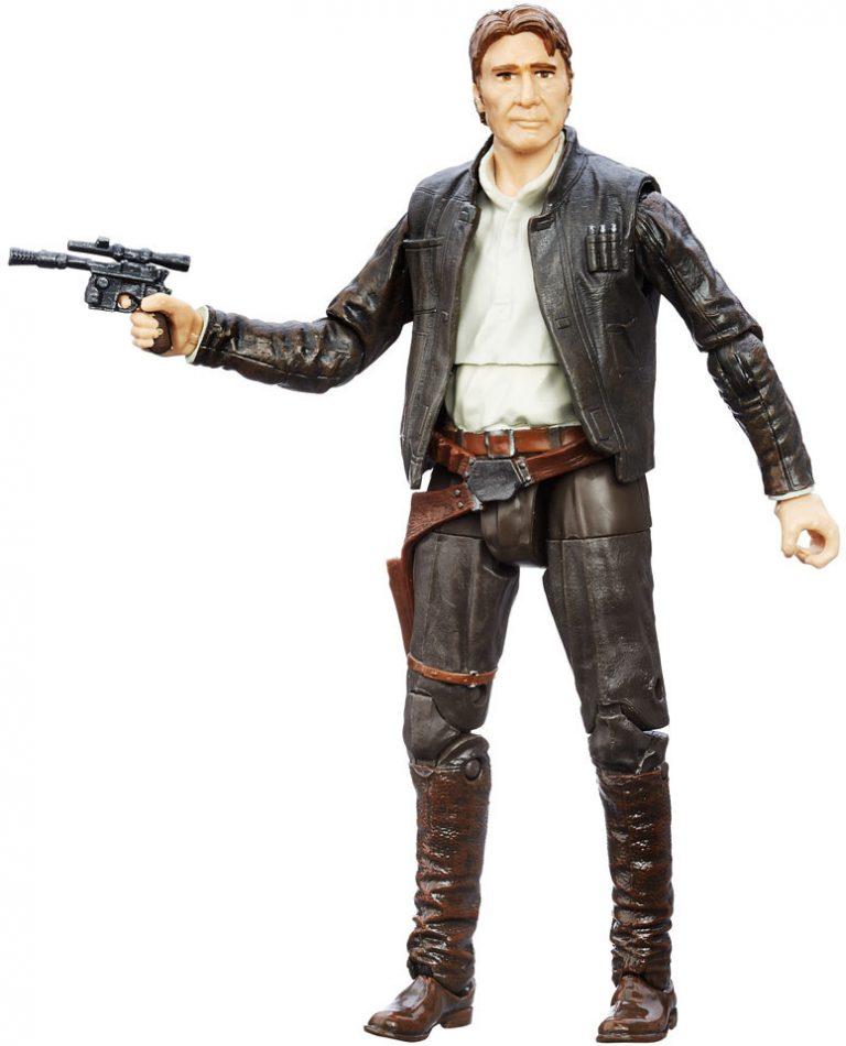 Star Wars Black Series - Han Solo (Episode VII)