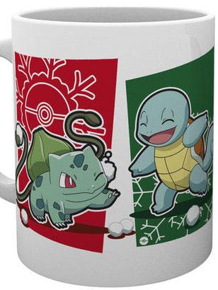 Pokemon - Snowball Starters Mug