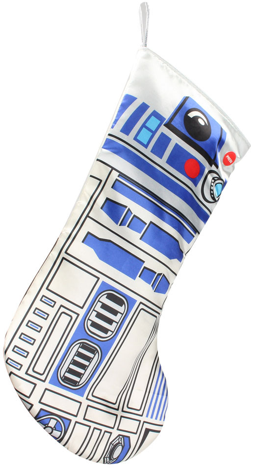 Star Wars - R2-D2 Christmas Stocking