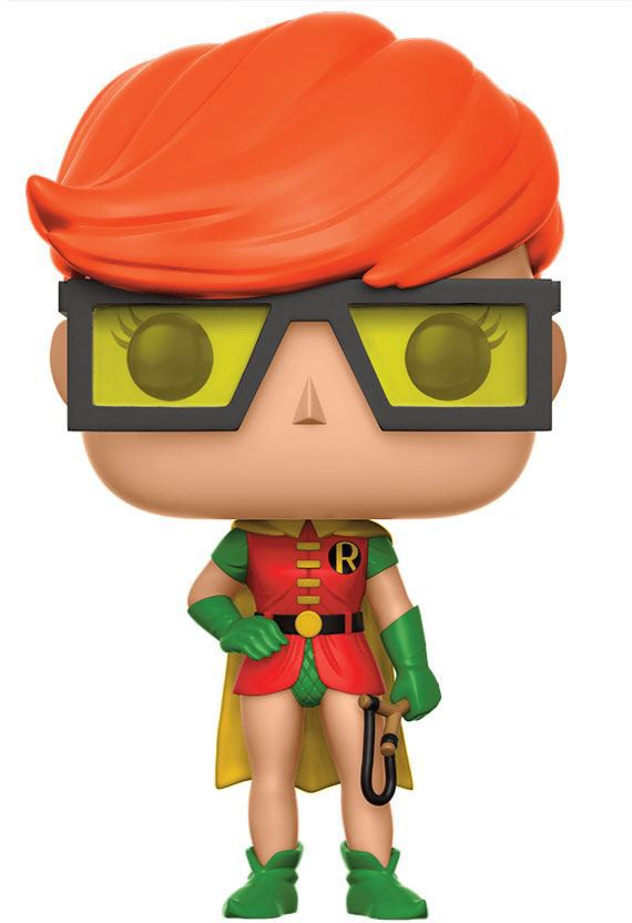 POP! Vinyl DC Comics - Robin (Carrie Kelley)