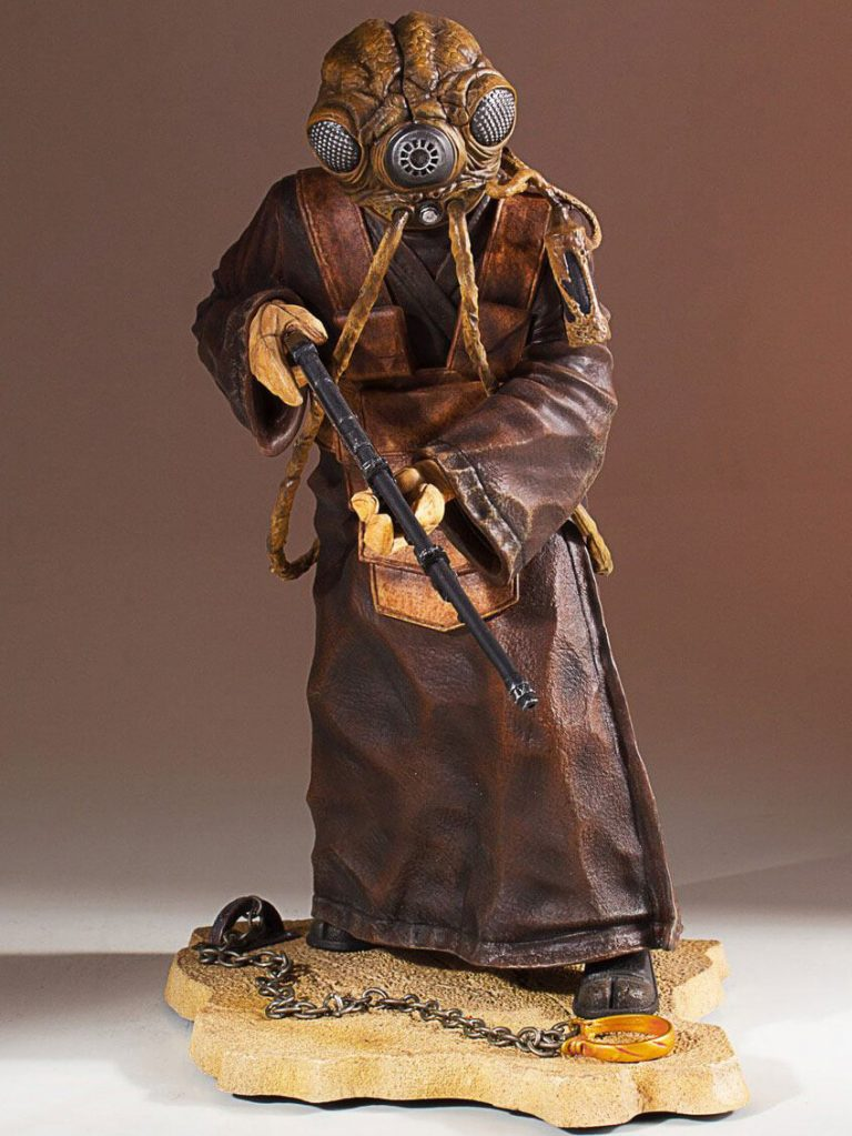 Star Wars - Zuckuss Collectors Gallery Statue - 1/8
