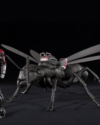 Ant-Man and the Wasp - Ant-Man and Ant Set - S.H. Figuarts