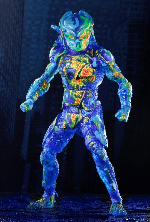 Predator 2018 - Thermal Vision Fugitive Predator