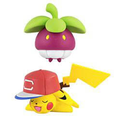 Pokemon - Pikachu vs Bounsweet