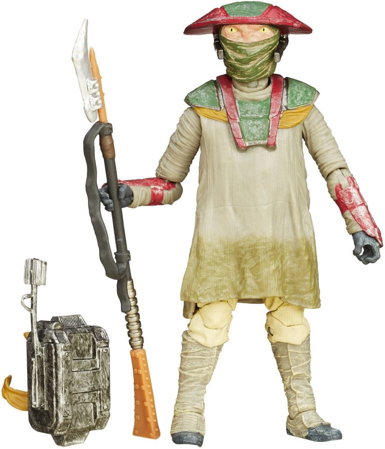Star Wars Black Series - Constable Zuvio
