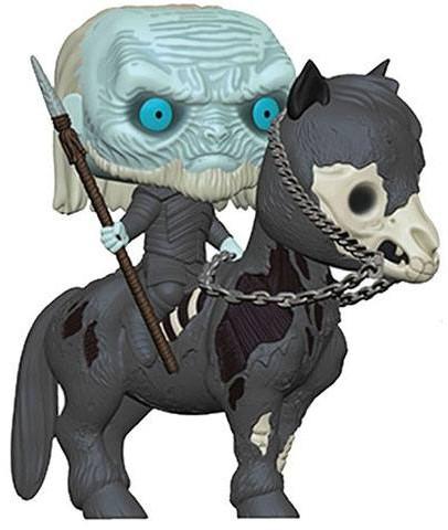 POP! Vinyl Rides Game of Thrones - White Walker on Horse
