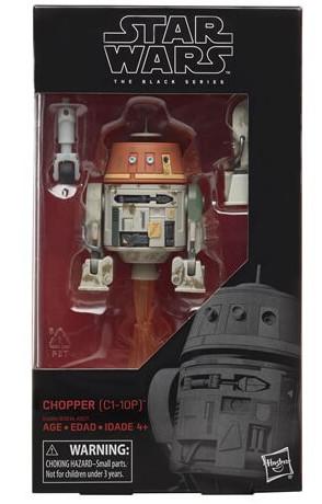 Star Wars Black Series - Chopper