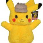 Pokemon - Detective Pikachu Real Scale Plush Figure - 41 cm