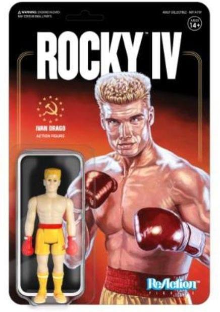 Rocky 4 - Ivan Drago - ReAction