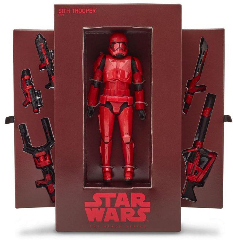Star Wars Black Series - Sith Trooper SDCC 2019 Exclusive