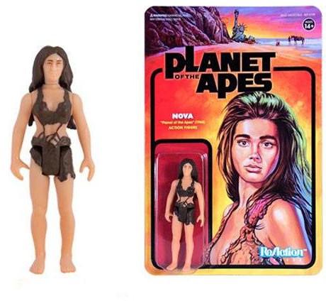Planet of the Apes - Nova - ReAction