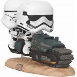 POP! Vinyl Star Wars - First Order Tread Speeder
