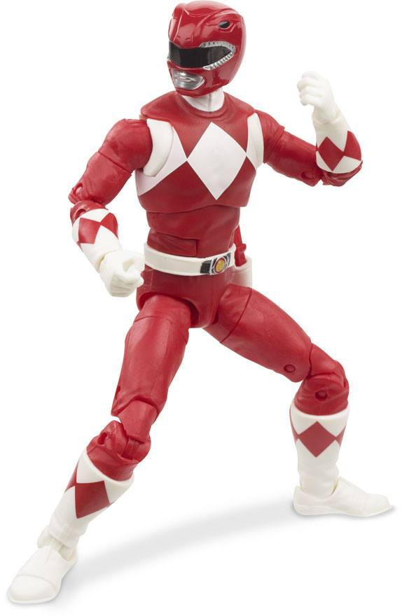 Power Rangers Lightning Collection - Mighty Morphin Red Ranger