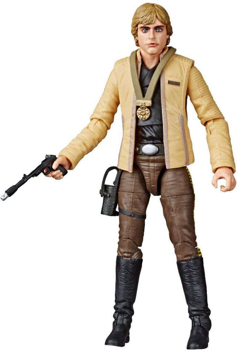 Star Wars Black Series - Luke Skywalker (Yavin Ceremony)